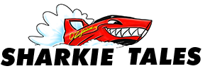 Ozjet boating Sharkie Tales