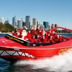 Oz Jet Boating Christmas Parties Sydney Harbour