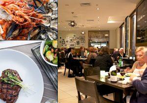 Searock Grill Restaurant Sydney